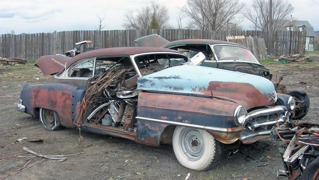 Chucks Auto Salvage Inc