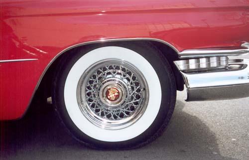 On A 1964 Cadillac